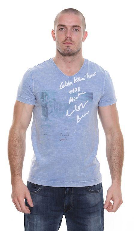 0d90f8e9b483c Mens Calvin Klein T-Shirts