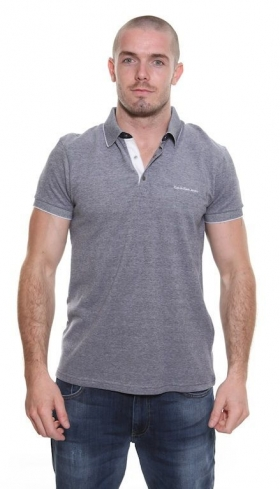 CK Stone Wash Pole Shirt