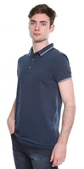 Calvin Klein Navy Polo Shirt