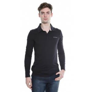 Calvin Klein Long Sleeve Polo