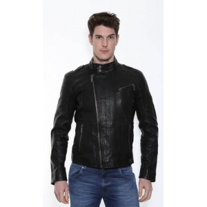 CK Leather Jacket