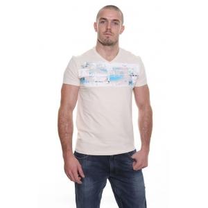 Cream CK T-Shirt