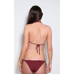 CK Maroon Bikini