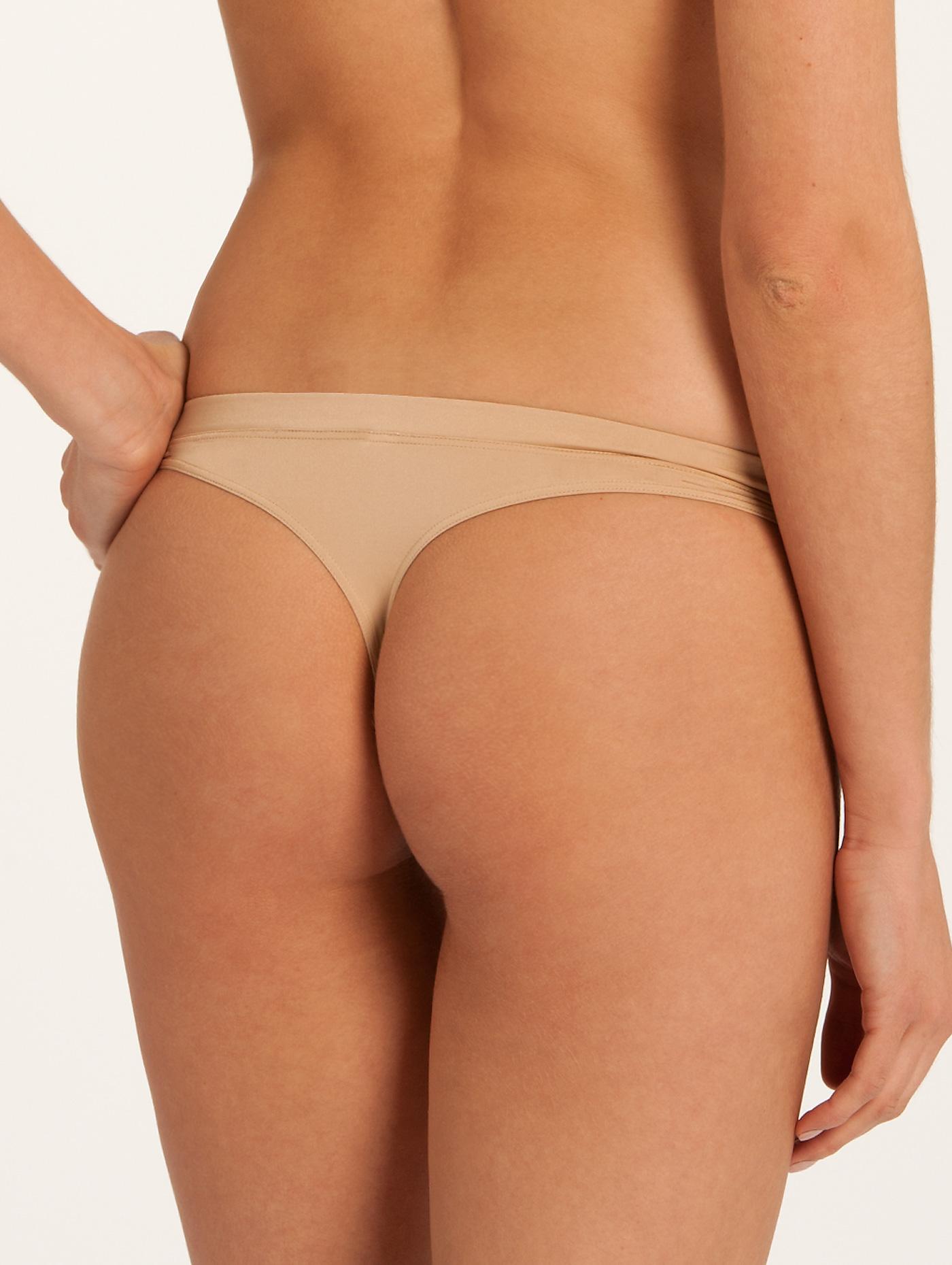 Calvin Klein Nude Thong CK Nude Thong