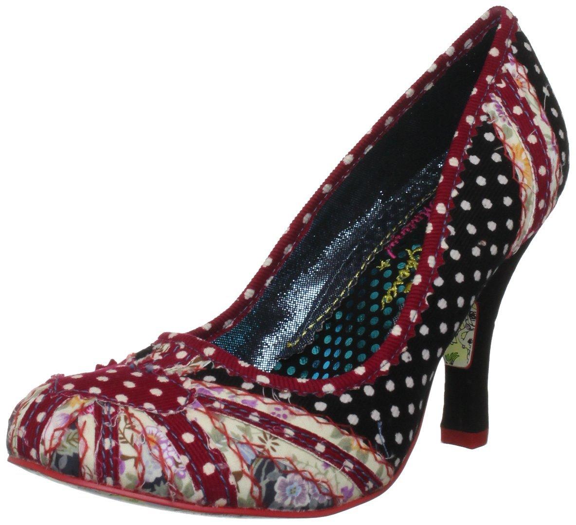 Patty Black amp Red Shoe Irregular Choice