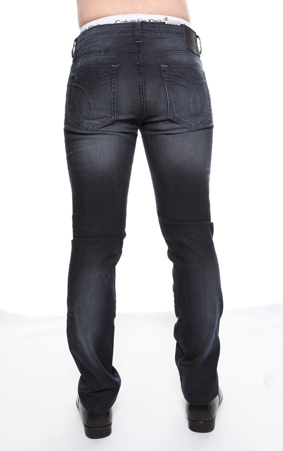 Dark Wash Skinny Jeans Womens