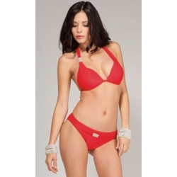 Red Belize Bikini
