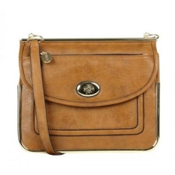 Allen Cross Body - Tan