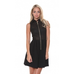 Cheska Dress Black