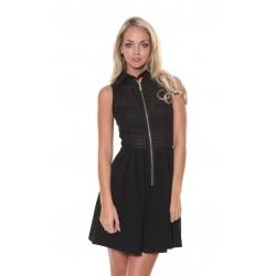 Cheska Dress Black