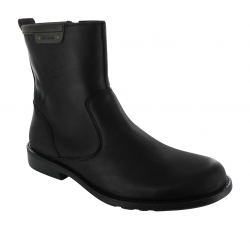 Gant Black Leather Boots