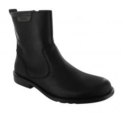 Gant Black Leather Boots