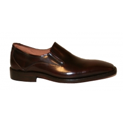 Men's Goodyear Brown Leather Shoe