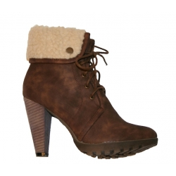 Lisa Ankle Shoe Boot