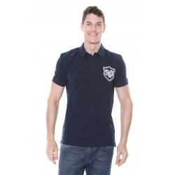 Frederik Polo Shirt - Black Iris