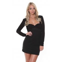 Black Gabby Dress