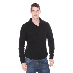 Solid Redwood Black Jumper