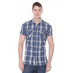 Solid Jack S/S Shirt Black Iris