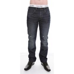 Vintage wash jeans