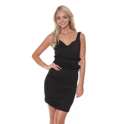 Black Maisy Dress