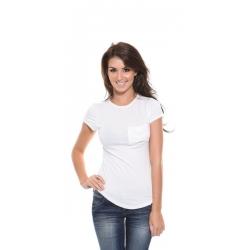 White Jenny T Shirt