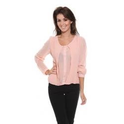 Pink Vintage Top