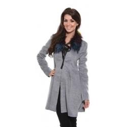 Karen Coat - Grey