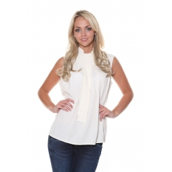 Riot Cream Blouse