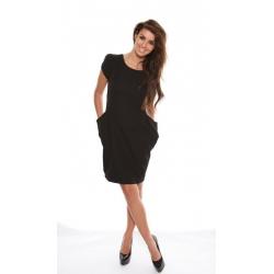 Ebony Black Dress
