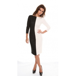 Monochrome Lucille Dress