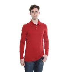 Calvin Klein Long Sleeve Polo