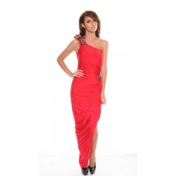 red fern dress