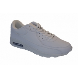 Men's White Trainer