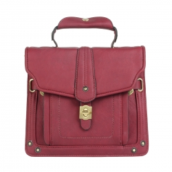 Baxter Bag - Cranberry