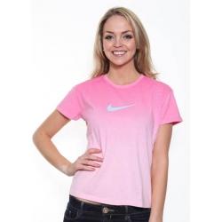 Pink Nike T Shirt