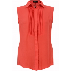 Chiffon Pleated Blouse