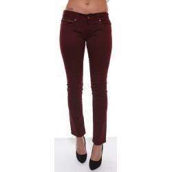 Pepe Burgundy Jeans