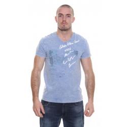 Blue Calvin Klein T-Shirt