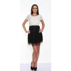 AngelEye Two Tone dress