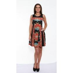 Black Katie Dress