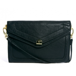 Wimborne Clutch Black