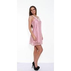 Pink Ophelia Dress