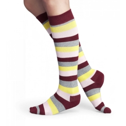 Knee High Happy Socks