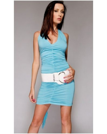 Turquoise Four Way Dress