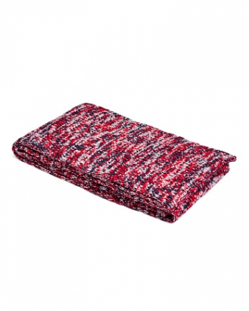 Casper Scarf in Chilli Red