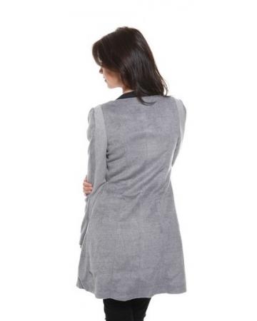 Ladies Grey Coat