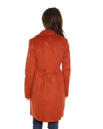 Quanna Coat - Back