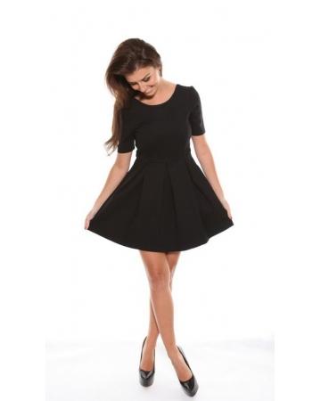 Black Omega Dress