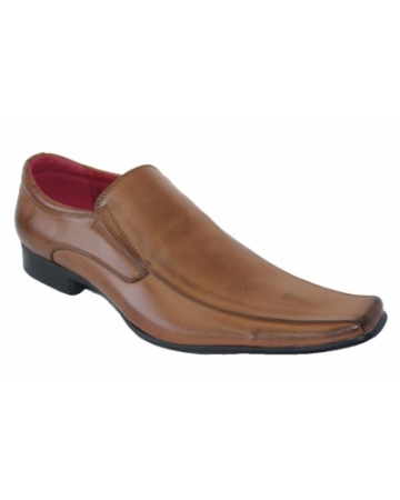 men's tan shoe
