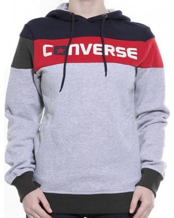 Converse Stripe Hoodie
